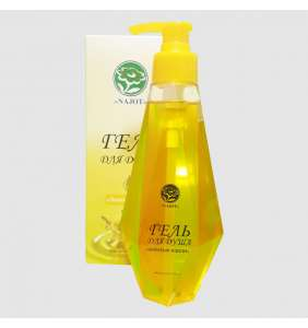Shower gel «Golden drops» (Золотые капли)