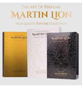 Парфюмированная вода Martin Lion